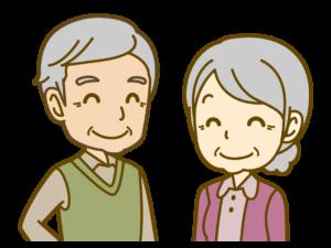 60代・シニア夫婦