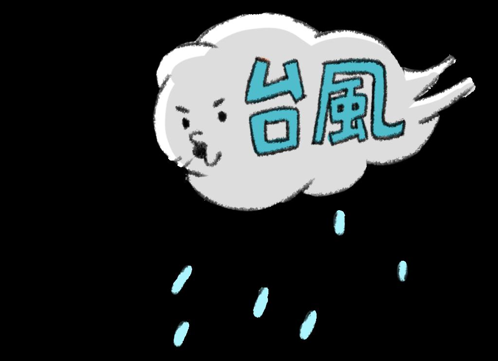 台風被害_強風_屋根修理